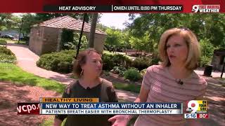 New way to treat asthma without an inhaler