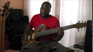 Solly Mahlangu - Uyamazi Lojesu Bass Cover