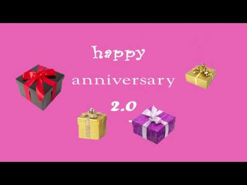 happy anniversary 2.0 huta media