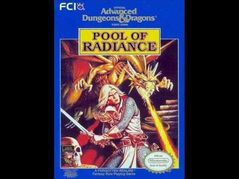 pool of radiance nes game genie codes