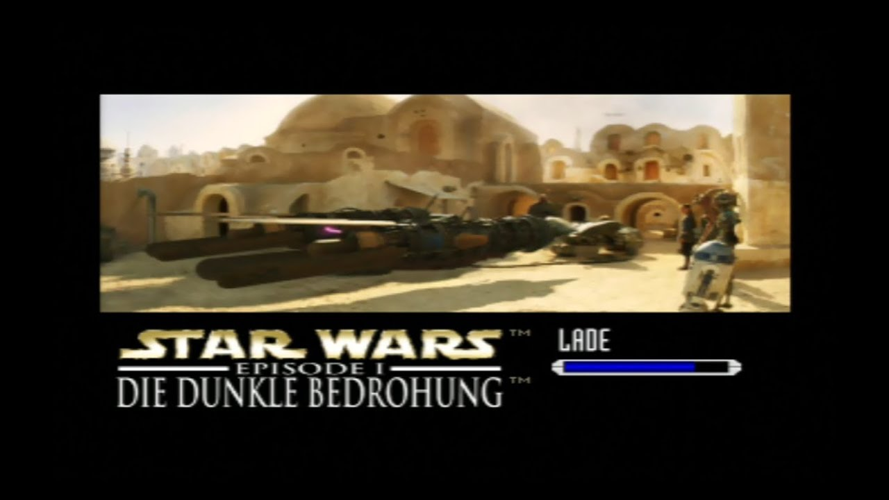 Star Wars Episode 1 – Level 7: Arena von Mos Espa (PSX)
