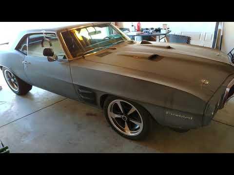 1969 Pontiac Firebird - Rear end, suspension, & wheel/tire upgrades complete!