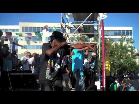 Rappin' 4-Tay & The Fat Kids- Players Club LIVE Seattle Hempfest Mainstage 2013