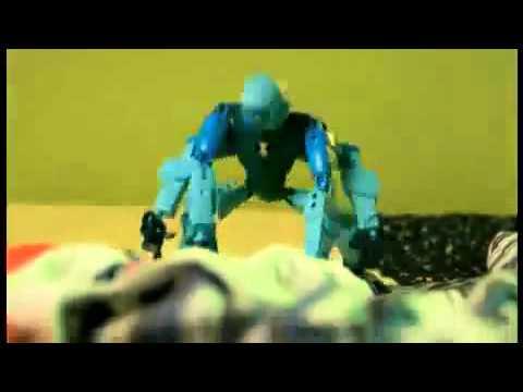 Vidéo LEGO Ben 10 8409 : Arachno-singe