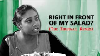 Nikki V. - Right In Front of My Salad? (The Fireball Remix) featuring Pitbull
