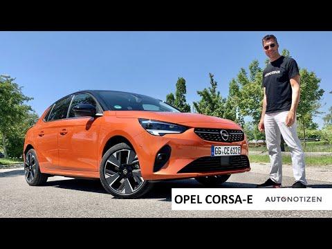 Opel Corsa-e 2020: Das Elektroauto für alle? Review, Test Fahrbericht