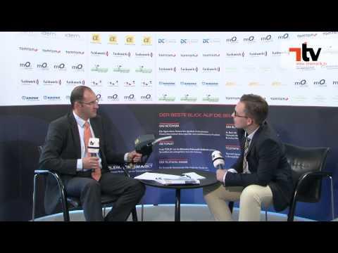 Zur Verleihung des Telematik Awards auf der IAA Nutzfahrzeuge 2012 traf sich eine Vielzahl von TOP-Anbietern als Gäste und Aussteller auf der Messe und der Verleihung. In diesem Film sehen Sie Christian Meschnig, Geschäftsführee der CEplus GmbH. Das Interview führte Peter Klischewsky, Chefredakteur der Mediengruppe Telematik-Markt.de.  Alle Infos zum Telematik Award 2012: http://bit.ly/Vq60yL  Auf dem Laufenden bleiben unter http://bit.ly/P9O3kH  Telematik-Markt.de auf facebook: http://www.facebook.com/TelematikMarkt  Folgen Sie uns auf Twitter: https://twitter.com/TelematikMarkt