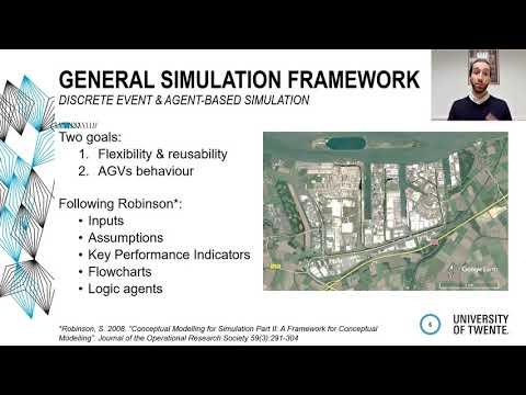 A General Simulation Framework for Smart Yards