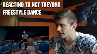 REACTING TO NCT TAEYONG | Freestyle Dance | Wow. (Post Malone)