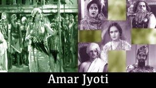 Amar Jyothi 1936 Hindi Films