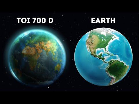 NASA vindt eerste bewoonbare planeet ter grootte van de aarde