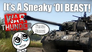 WT || I Was Sooo Wrong About The M18 Hellcat In War Thunder... || ft. Crazy