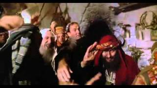 George Harrison in Monty Python's Life Of Brian