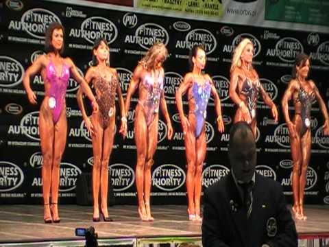 Zabrze 2009 Kat. fitness sylwetkowe kobiet