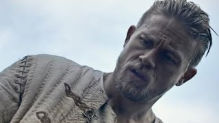 'King Arthur: Legend of the Sword' Trailer: Charlie Hunnum and Jude Law Face Off