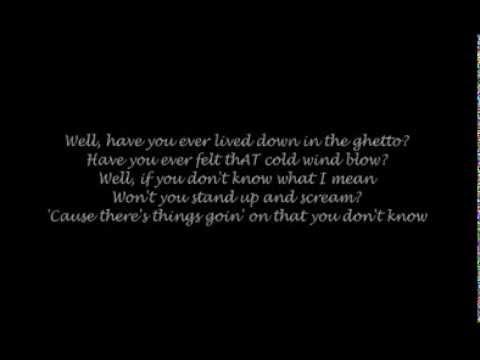 Things Goin' On (w/lyrics)
