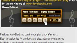 how to add music to flash mp3 player