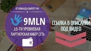 9MLN - как заработать деньги в интернете? ( БОЛЬШИЕ ДЕНЬГИ $$$ )