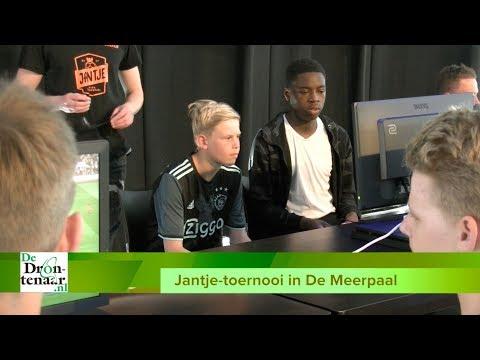 VIDEO | FIFA-toernooi als middel om de jeugd van Dronten in beweging te krijgen