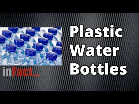 Stop Freaking Out Over Plastic Bottles: They're Not Leaching Toxins Into Your Water