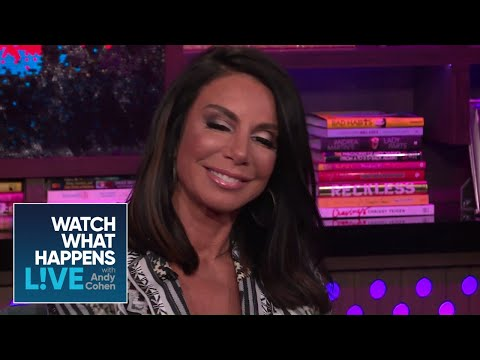 Danielle Staub Sings 'Real Close' LIVE | WWHL