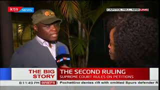 Norman Magaya:This election is not over until it's over,I can promise you that