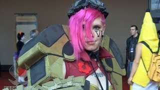 VI - League of Legends Cosplay at Connecticon 2013