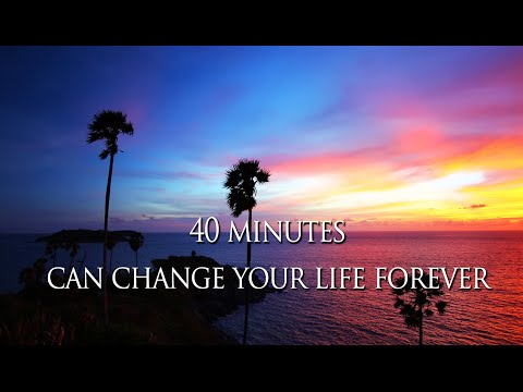 Louise Hay – 40 mins everyday to CHANGE your life FOREVER – Audiobook meditation
