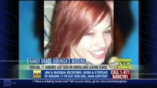 HLN:  Nancy Grace:  America's Missing: Kara Kopetsky