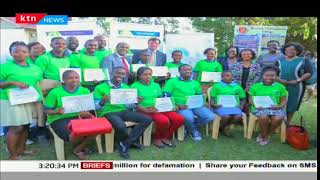 Business Today -21st December 2017: KCB Foundation graduates ready to explore industry