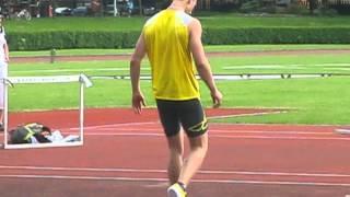 Andrey Krauchanka- High Jump 213cm
