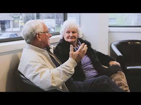 Wayne and Eileen