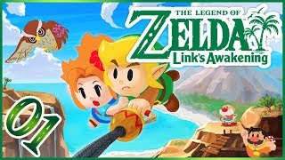 Ein Traum Wird Wahr?   Zelda: Links Awakening 🏝️ [#1] (DeutschHeldenmodus)