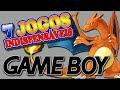 Game Boy Original 7 Jogos Indispens veis