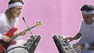 Matthew Mole & Yo Grapes   Human (Live Looping)