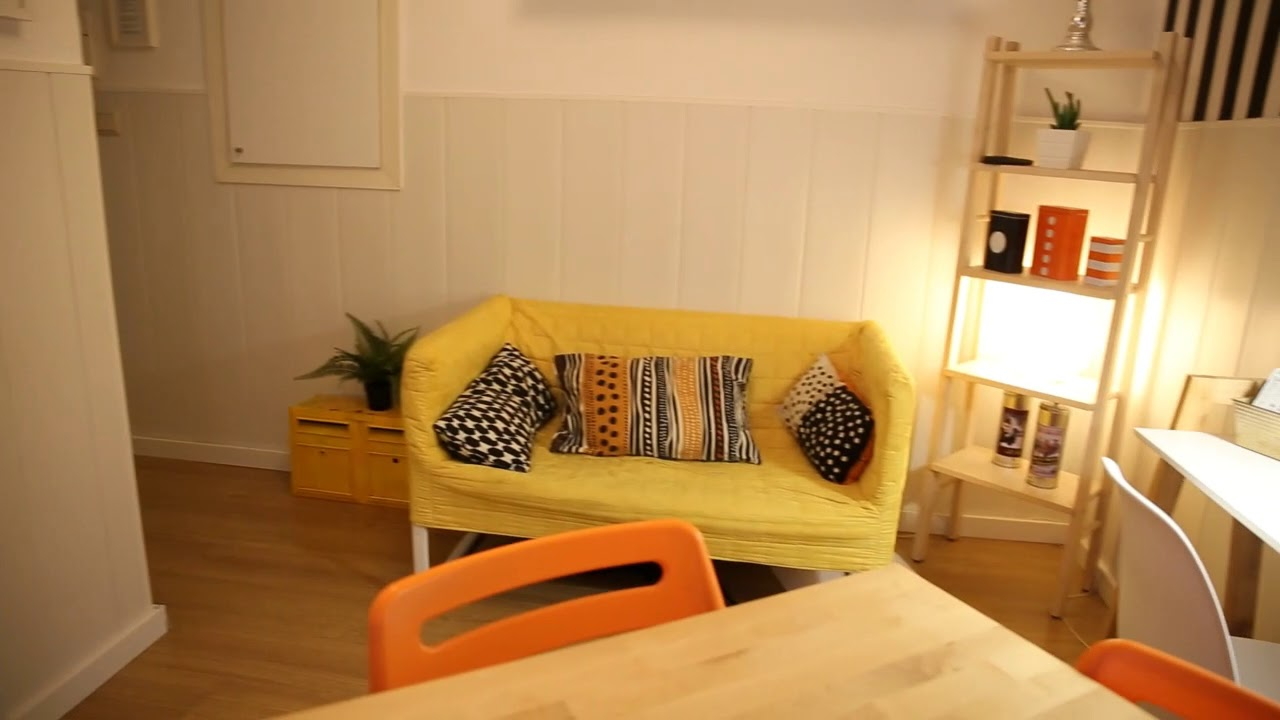 Neat 1-bedroom apartment for rent in Entrecampos