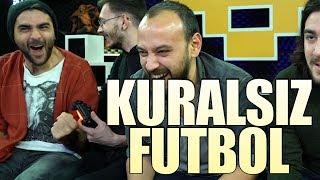 OLAYLI (!) KURALSIZ FUTBOL TURNUVASI! (FIFA 19)