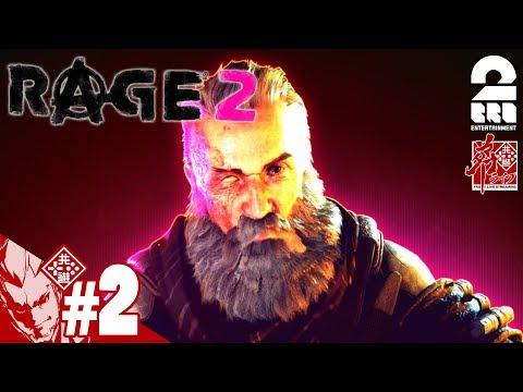 #2【FPS】弟者の「RAGE 2」【2BRO.】