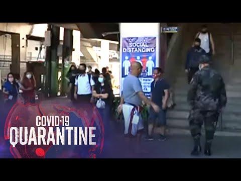 [ABS-CBN]  UP professor: Pagbalik sa 1-buwang ECQ makakapag-flatten ng curve sa NCR | Headline Pilipinas
