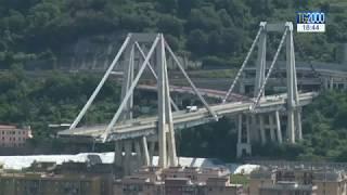 Crollo ponte Morandi, si continua a scavare. Genova è spezzata a metà