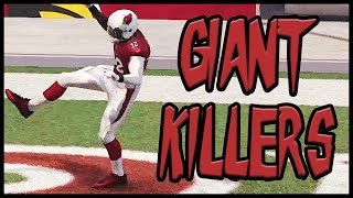 THE GIANT KILLERS ARE BACK! | MUT 17 PS4 Gameplay