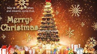 Merry Christmas greetings and wishes | Christmas greeting videos | Merry christmas whatsapp status