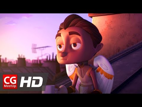 "CGI Animated Short Film: ""Cupid Love is Blind"" / Cupidon by ESMA 