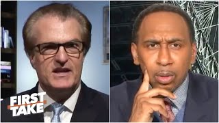 Mel Kiper Goes To Bat For The Cincinnati Bengals Against Stephen A. | First Take