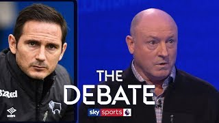 Should Chelsea Replace Maurizio Sarri With Frank Lampard? | The Debate