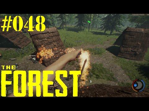 THE FOREST [HD|60FPS] #048 - LPT - Rückkehr des Feuerpfeils ★ Let's Play Together The Forest