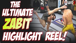 UNREAL ZABIT HIGHLIGHTS! (IS HE GOOD OR BAD FOR THE GAME?)