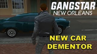 GANGSTAR NEW ORLEANS - NEW UPDATED CAR GAMEPLAY (DEMENTOR)
