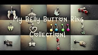 Belly Button Ring Collection!