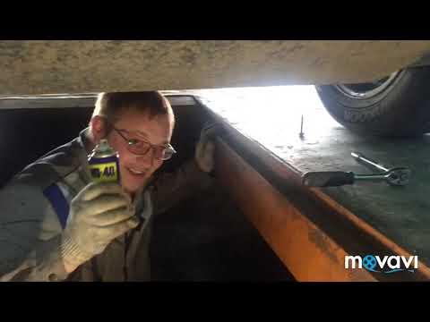 Диагностика и замена рулевой рейки на хендай (Hyundai) ix35 2011года